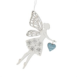 Sparkling Fairy Believe Decoration