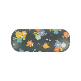 Dahlia Floral Glasses Case