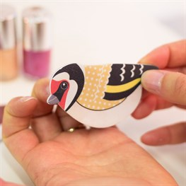 British Birds Nail File