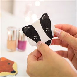 Woodland Animals Nail File