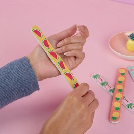 Tropical Summer Nail File