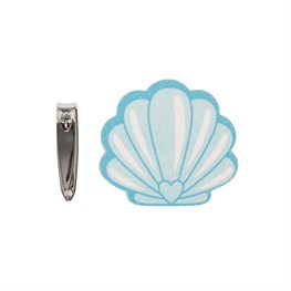 Mermaid Treasures Nail Buffer & Clippers