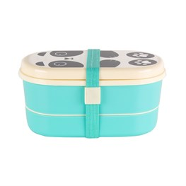 Aiko Panda Kawaii Friends Bento Box