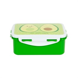 Happy Avocado Lunch Box