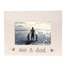 Me Dad Photo Frame