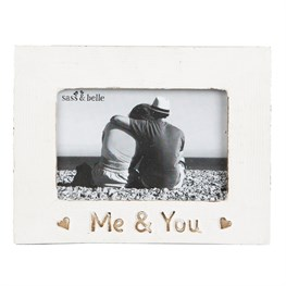 Me You Country Charm Photo Frame