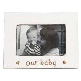 Our Baby Country Charm Photo Frame