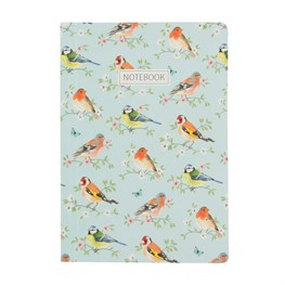 Garden Birds Notebook