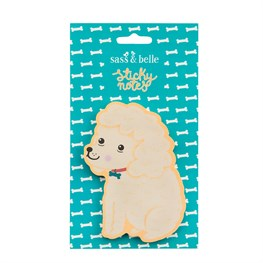 Puppy Dog Playtime Sticky Notepad