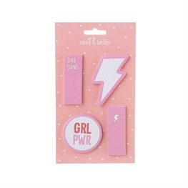 Girl Power Sticky Notes Set
