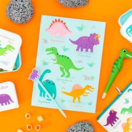 Roarsome Dinosaurs A4 Sketchpad