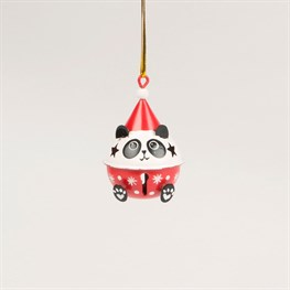 Ding Dong Panda Bell Hanging Decoration