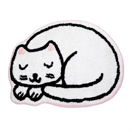 Cutie Cat Nap Time Rug
