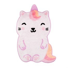 Luna Caticorn Shaped Rug