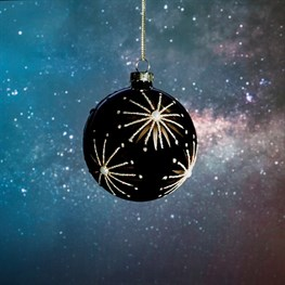 Luxe Firework Bauble