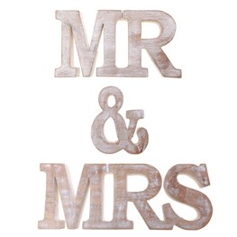 Mr & Mrs Standing Letters
