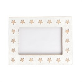 White Star Country Charm Photo Frame