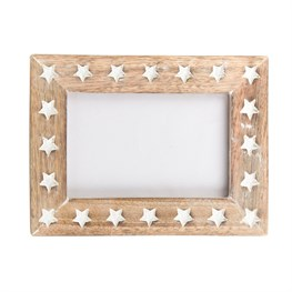 Nature Star Country Charm Photo Frame