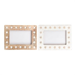 Star Country Charm Photo Frame
