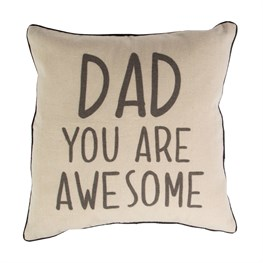 Dad You Are Awesome Cushion