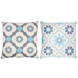 Mediterranean Mosaic Cushion (Options Available)