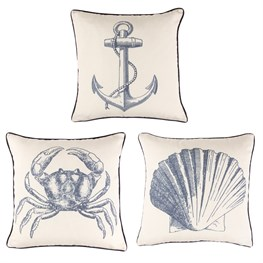 Vintage Sea Cushion With Inner (options available)