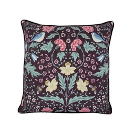 Midnight Garden Cushion