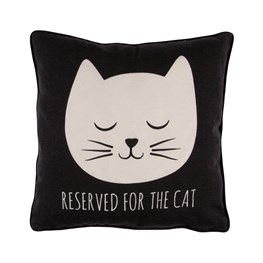 Cat's Whiskers Reserved For The Cat Cushion