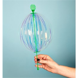 Be Amazed Sparkling Magic Bubble Wand