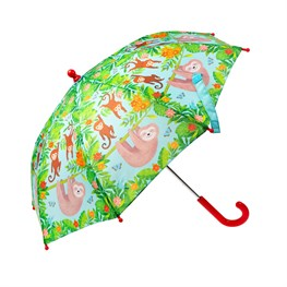 Sloth and Friends Kids Umbrella