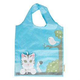Cat Foldable Shopping Bag