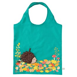 Hedgehog Foldable Shopping Bag