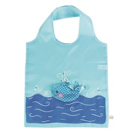 Whale Foldable Shopping Bag