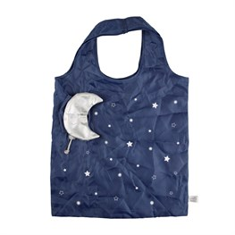 Stars & Moon Foldable Shopping Bag