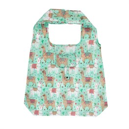 Lima Llama Foldable Shopping Bag