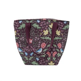 Midnight Garden Lunch Tote Bag