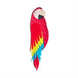 Exclusive Parrot Paradise Novelty Cushion