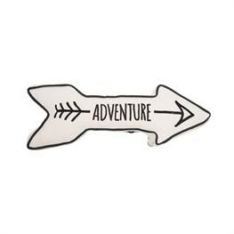 Exclusive Adventure Arrow Novelty Cushion