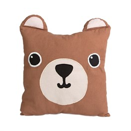 Momo Bear Kawaii Friends Cushion