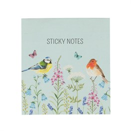 Garden Birds Sticky Note Set