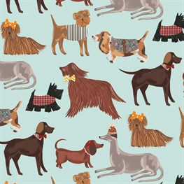 Best in Show Dog Wrapping Paper