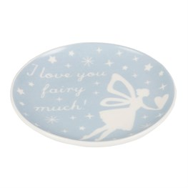 I Love You Fairy Much Trinket Dish