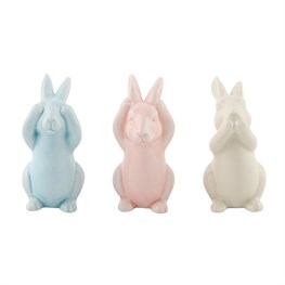 Pastel Peekaboo Bunny (Options Available)