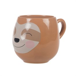 Happy Sloth Mug