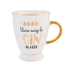 Secret Gin Time Mug