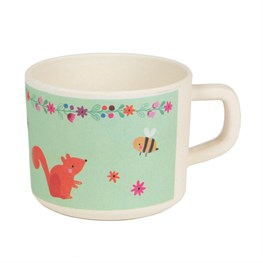 Woodland Friends Kid's Mug