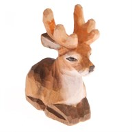 Stag Pencil Sharpener
