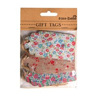 Set of 15 English Garden Gift Tags Large