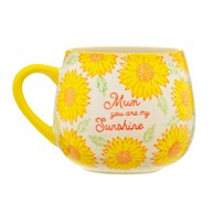 Sunflower Mum Yellow Mug