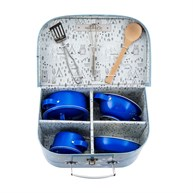Bear Camp Play Cooking Set